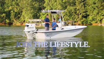 Reel in a Lifestyle and Catch More Stories with Carolina Skiff