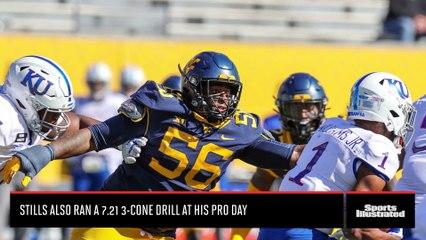 Draft Profile Darius Stills