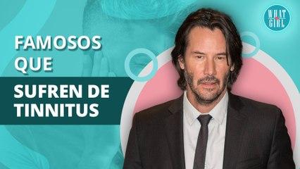Luis Miguel y otros famosos que también sufren el temido tinnitus | Luis Miguel and other celebrities who also suffer from the dreaded tinnitus