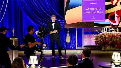 U.S. TV audience for revamped Oscars at record low