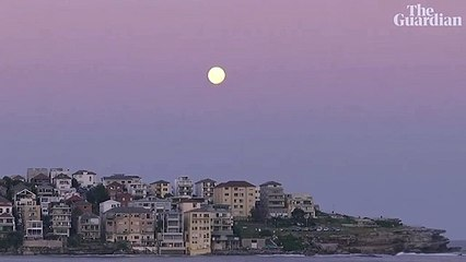 First supermoon of 2021 rises across the globe_2