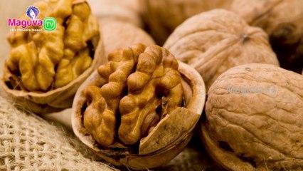 Health Secrets of Walnuts in Telugu  | Health Benefits of Walnuts | Walnuts for Stress relief | Health and Beauty #10 | Maguva TV