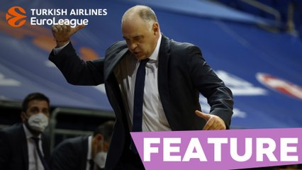 Pablo Laso, Real Madrid: 'We have to respect ourselves'