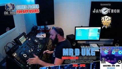 Episode 194 Mr D UKG (UK Garage)