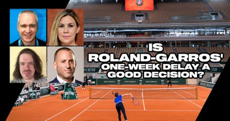 Match Points #27 - Is Roland-Garros' one-week delay is a good decision?