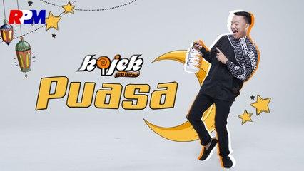 Kojek - Puasa (Official Lyric Video)