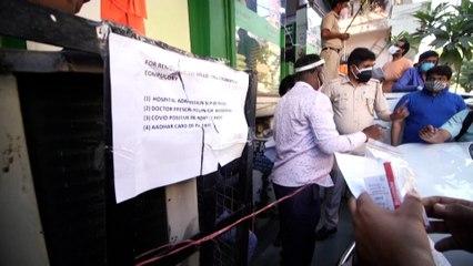 Inde: des familles désespérées cherchent un médicament antiviral en proie à une grave pénurie