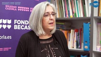 VIII Carrera contra la Violencia de Género: Soledad Cazorla