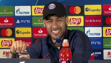 PSG-Manchester City : Neymar, «heureux» et ambitieux avec Paris