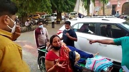 भीरा में वन दरोगा अमर सिंह की जिला अस्पताल में मौत, परिजनों ने डॉक्टरों पर लगाया लापरवाही का आरोप