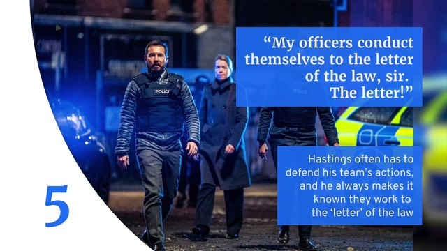 10 Best one-liners from Line of Duty