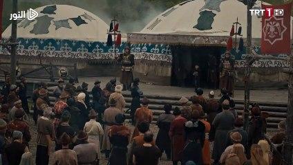 مسلسل قيامة أرطغرل الحلقة 118  مترجمة للعربية قسم 1 قيامة ارطغرل الجزء الرابع الرابط اسفل الفيديو