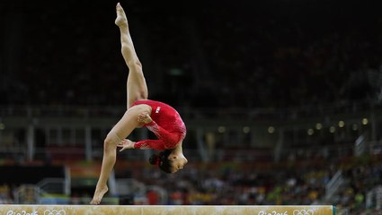How Olympian Laurie Hernandez Deals with Anxiety