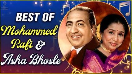 Best Of Mohammed Rafi & Asha Bhosle   Deewana Hua Badal   Romantic Songs   Shakti Samanta Hits