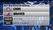 Cubs @ Braves Game Preview for APR 28 -  7:20 PM ET