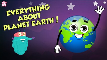 Everything About EARTH   Best Facts About Earth   Dr Binocs Show   Peekaboo Kidz