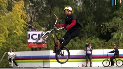 UCI URBAN WORLD CYCLING CHAMPIONSHIPS PRESENTED BY FISE