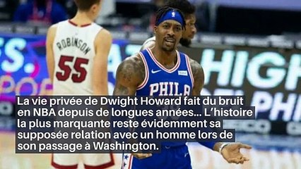NBA – Le mariage secret de Dwight Howard