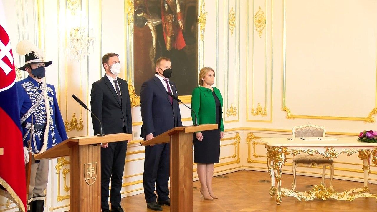 ZÁZNAM: Slávnostné podpísanie sprievodného listu k Plánu obnovy a odolnosti SR