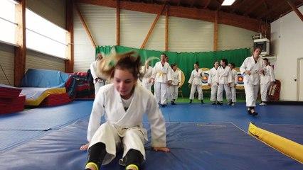 Gestion de la chute de cheval / Lycée agricole public Kernilien Guingamp