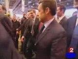Sarkozy dit Casse-toi alors, pauvre con !