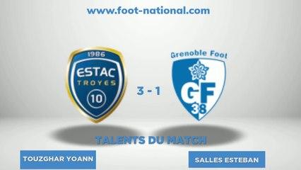 TALENT FOOT NATIONAL - 35ème journée de Ligue 2