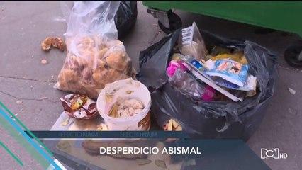 Capítulo 57   Desperdicio de comida