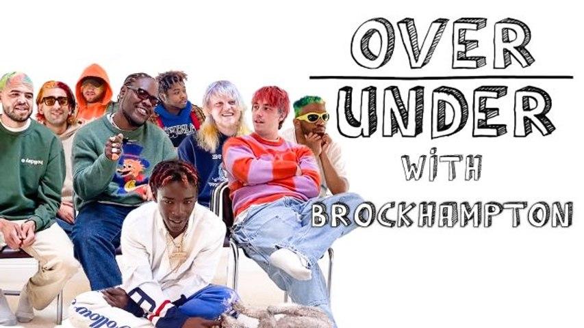 Brockhampton Rate Tinder, Tupac and Reddit