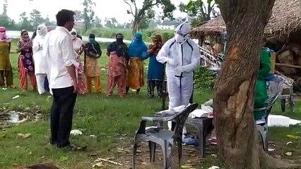 लखीमपुर खीरी में आज मिले 349 कोरोना पॉजिटिव, एक संक्रमित की इलाज के दौरान मौत