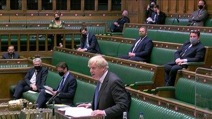 """Boris Johnson: Commissione annuncia indagine sulla ristrutturazione della casa """"ministeriale"""""""