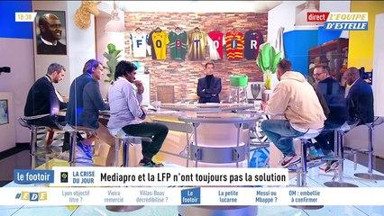 Émission - Replay : L'Équipe d'Estelle du 04 Décembre