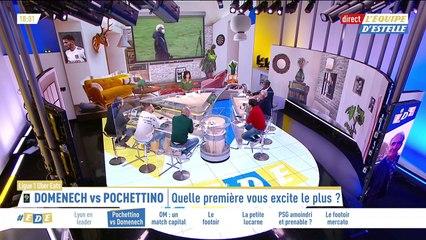 Émission - Replay : L'Équipe d'Estelle du 06 janvier