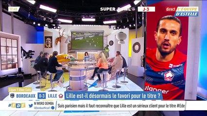 Émission - Replay : L'Équipe d'Estelle du 04 février