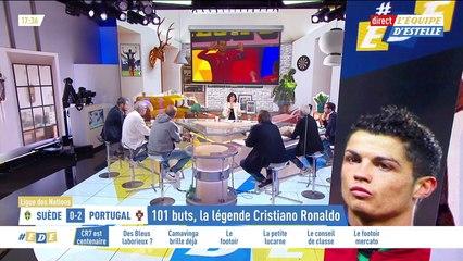 Émission - Replay : L'Équipe d'Estelle du 9 septembre