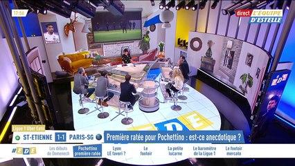 Émission - Replay : L'Équipe d'Estelle du 07 janvier