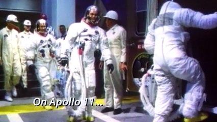 Muere Michael Collins, astronauta de la misión 'Apolo 11'