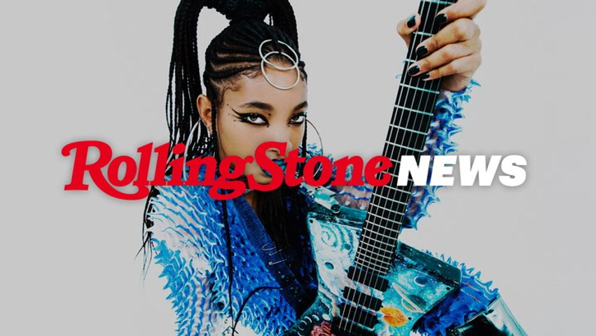 Willow Smith Goes Full Pop-Punk on New Track 'Transparent Soul' | RS News 4/28/21
