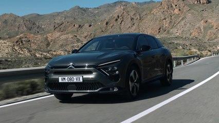 Nouvelle Citroën C5 X Premiere