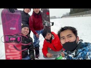 JAPAN - Winter 2021 SNOWBOARDING