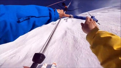 SNOWKITE What it means - THE MOVIE!