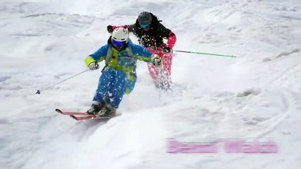 Skiing - TwoAndTwo