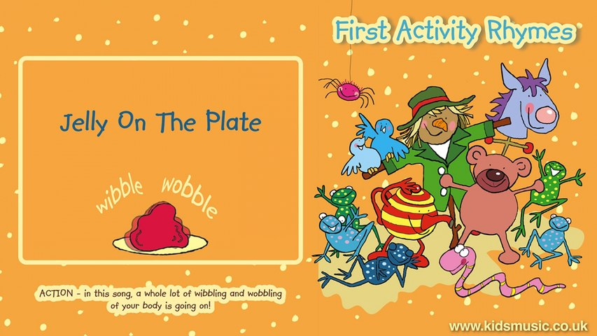 Kidzone - Jelly On The Plate