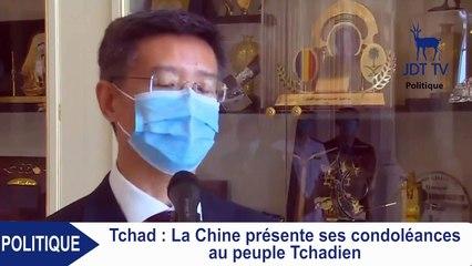 La Chine apporte son soutien au Tchad