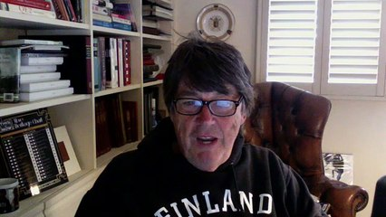 Mike Read Radio Laureate on The Andrew Eborn Show - 2020 WORDS