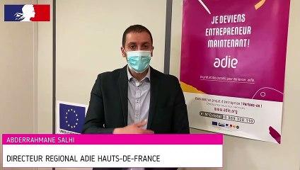 France relance - L'accompagnement des entrepreneurs dans les quartiers de la politique de la ville (QPV)