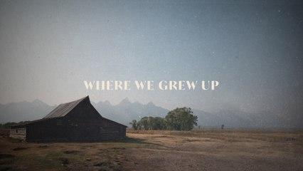 Thomas Rhett - Where We Grew Up