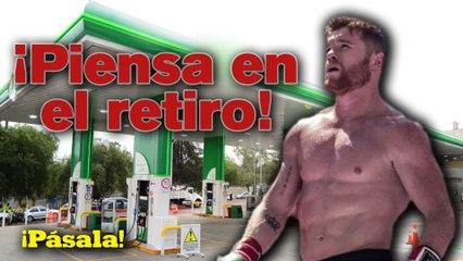 El 'Canelo' Álvarez ya se prepara para el retiro