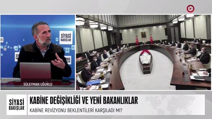 """Kabine Değişikliği   Ramazan; """"Değerlerimize Sarılma Zamanı""""   Rusya'nın Diplomat Misillemesi"""
