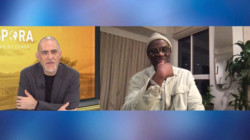 Diaspora avec Alain Mabanckou TELESUD 01/05/21