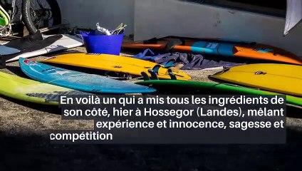 CONTEST - HOSSEGOR : À 49 ANS, DIDIER PITER S'IMPOSE SUR LE CHALLENGE LA NORD_IN